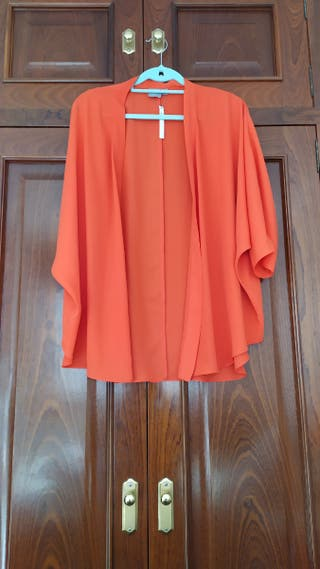 Kimono naranja
