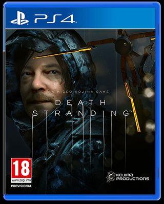 Juego Death Stranding PS4