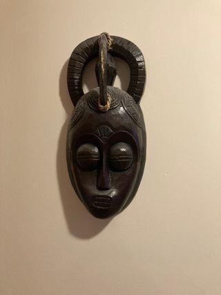 Mascaras de mader