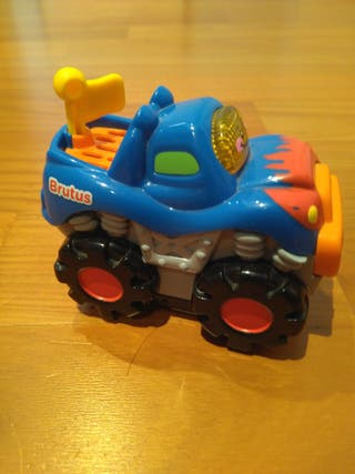 tut tut bólidos Monster truk