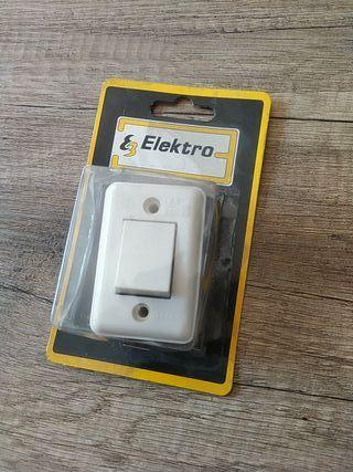 conmutador interruptor marca elektro NUEVO
