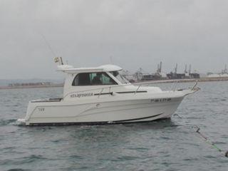 Star fisher 780 sedan