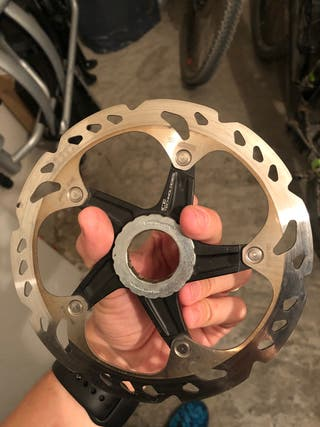 Disco freno Shimano XT 160 mm