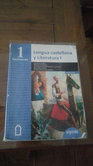Libro de lengua de 1°de bachillerato