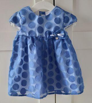 vestido dé 6-9 meses