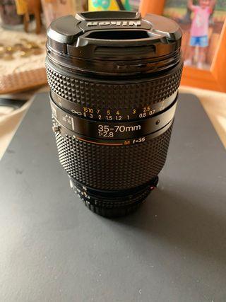 Nikon 35/70 f2,8