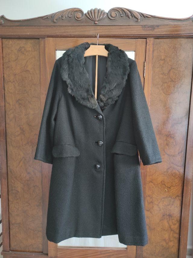Abrigo Vintage de los años 70