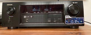 Amplificador Denon AVR-X1400H