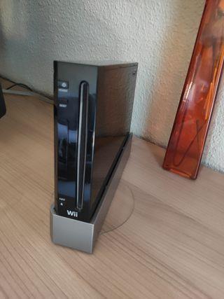 Wii, accesorios y juegos