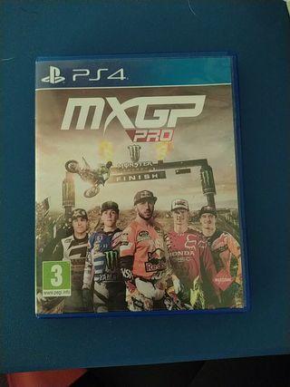 juego PS4 MXGP PRO