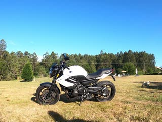 Yamaha Xj6N 2014 A2