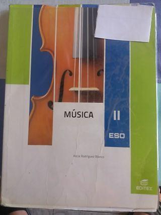 Libro de música 2° ESO
