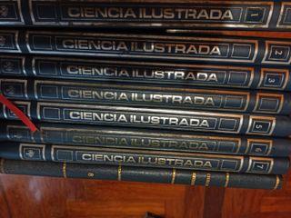 Cilección completa ciencia Ilustrada