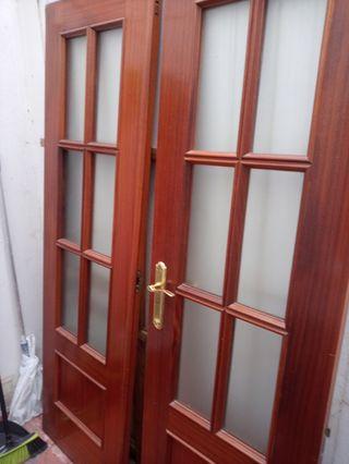 Puertas de paso de salon