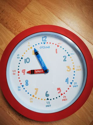 children's clock