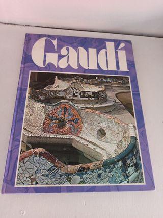 Gaudi tapa dura con ilustraciones