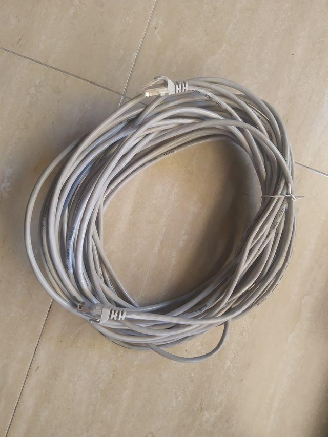 Cable de red Ethernet 15,2 m