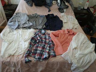 lote camisas