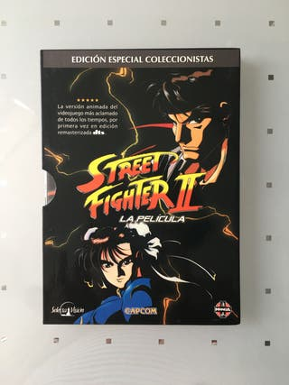 STREET FIGHTER II película