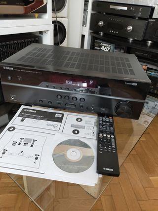 YAMAHA RX-V377 Amplificador