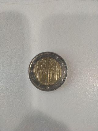 moneda conmemorativa 2010