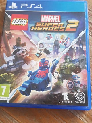 lego marvel súper héroes 2 ps4