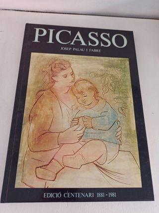 Picasso con ilustraciones, tapa dura