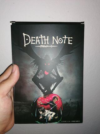Death Note de la serie homónima Death Note