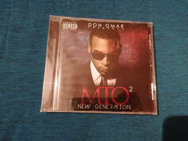 CD DON OMAR NEW GENERATION