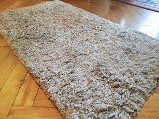 Tres alfombras Beige