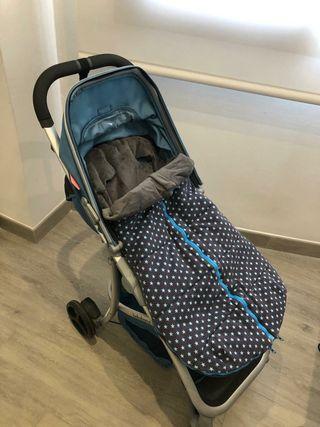 Saco para silla de bebe Baby Clic