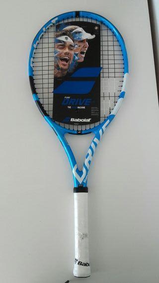 Raqueta tenis BABOLAT PURE DRIVE LITE NUEVA!
