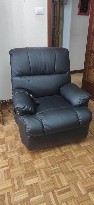 Sillón butaca masaje reclinable