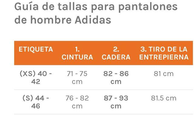 Pantalón corto short bañador hombre Adidas 44/46