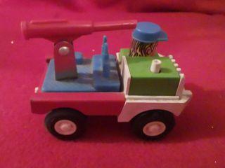 camión sansonito de RICO