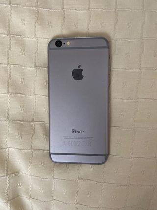 Pack de IPhone 6 + funda recargable y otras fundas
