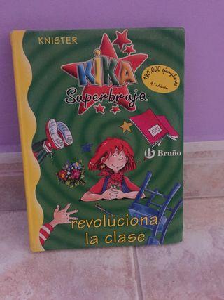 Libro Super Kika