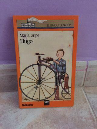 """Libro """"Hugo"""""""
