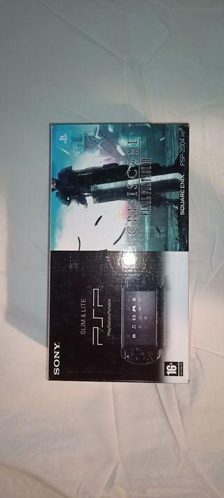 PSP slim con juegos