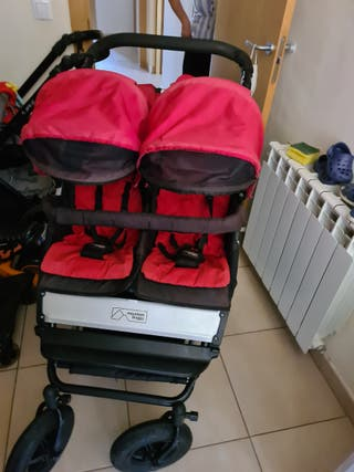 carro gemelar mountain buggy
