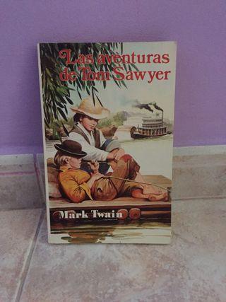 """Libro """"Las aventuras de Tom Sawyer"""""""