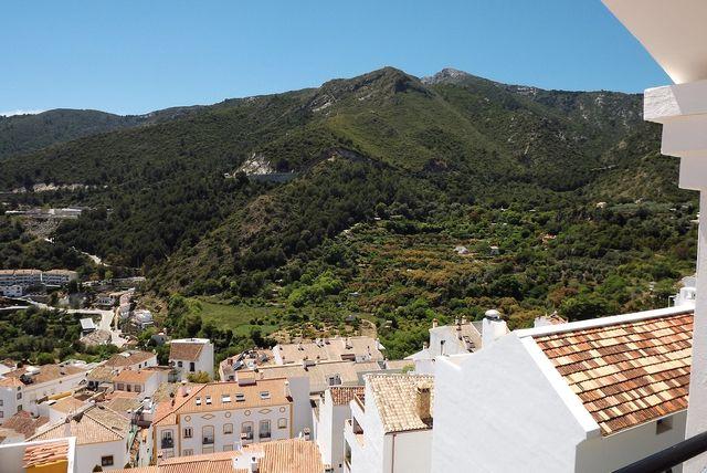 Ático dúplex en OJén (el Chifle) (Ojén, Málaga)