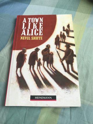 Libro A Town like Alice. Nevil Shute. Heinemann