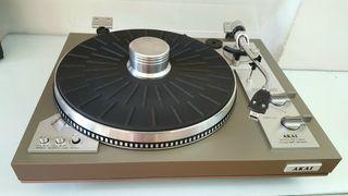 Akai AP-306C Plato Tocadiscos Vintage