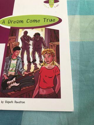 Libro inglés. A Dream Come True. Nuevo.