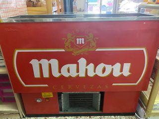 Cámara frigorífica Mahou
