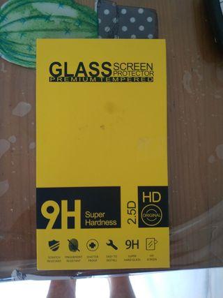 cristal protector pantalla note 9s/pro