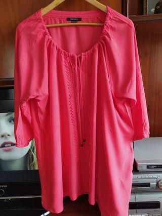 Casaca y dos blusas.....una de ellas de seda.