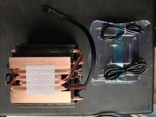 Disipador nuevo AMD Wrait Prism