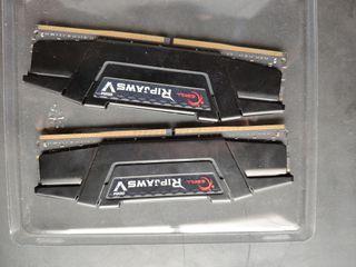 RAM DDR4 3200 G.Skill Ripjaws V Black